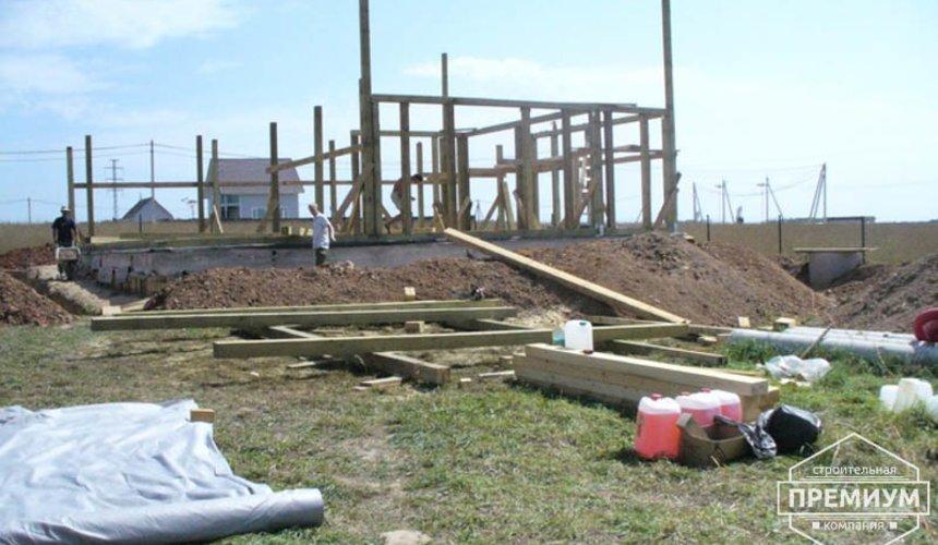 Строительство каркасного дома в коттеджном посёлке Александрия 23