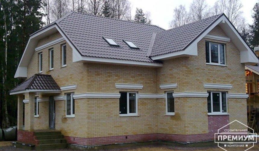 Проектирование и строительство дома из блоков в Сысерти 4