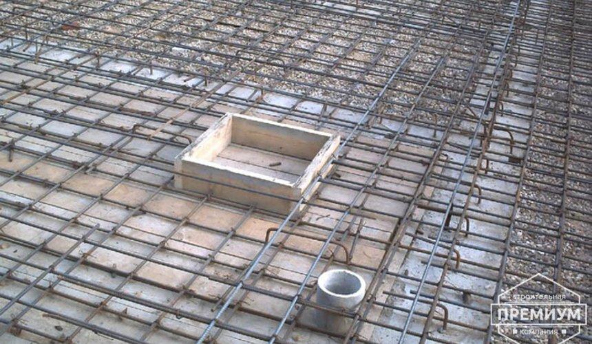 Проектирование и строительство дома из блоков в коттеджном посёлке Брусника 21