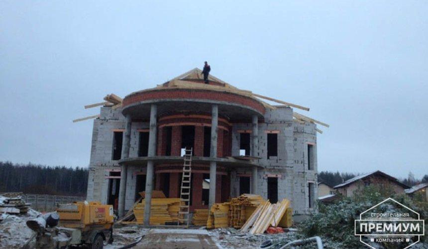 Проектирование и строительство дома из блоков в коттеджном посёлке Новая Россоха 26
