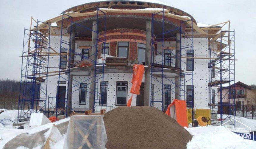 Проектирование и строительство дома из блоков в коттеджном посёлке Новая Россоха 29