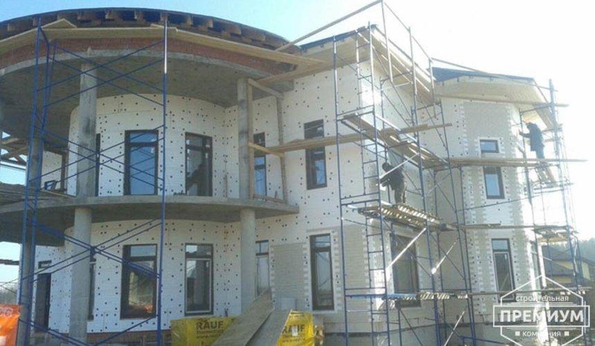 Проектирование и строительство дома из блоков в коттеджном посёлке Новая Россоха 34