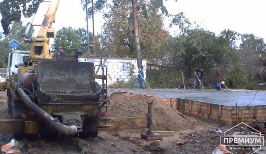 Проектирование и строительство дома из блоков в коттеджном посёлке Брусника 34