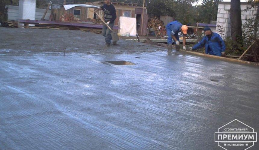 Проектирование и строительство дома из блоков в коттеджном посёлке Брусника 38
