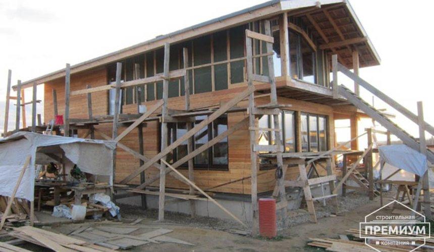 Строительство каркасного дома в коттеджном посёлке Александрия 52
