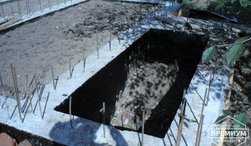 Проектирование и строительство дома из блоков в коттеджном посёлке Брусника 41