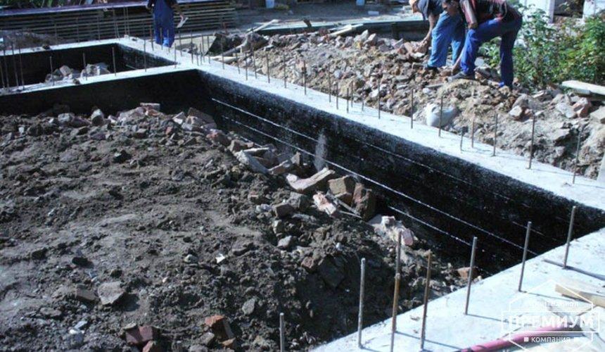 Проектирование и строительство дома из блоков в коттеджном посёлке Брусника 43