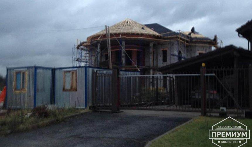 Проектирование и строительство дома из блоков в коттеджном посёлке Новая Россоха 45