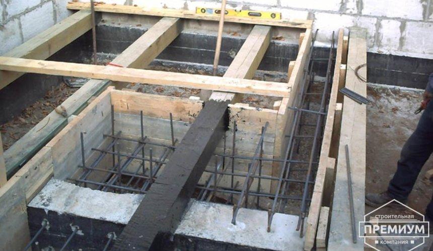 Проектирование и строительство дома из блоков в коттеджном посёлке Брусника 45
