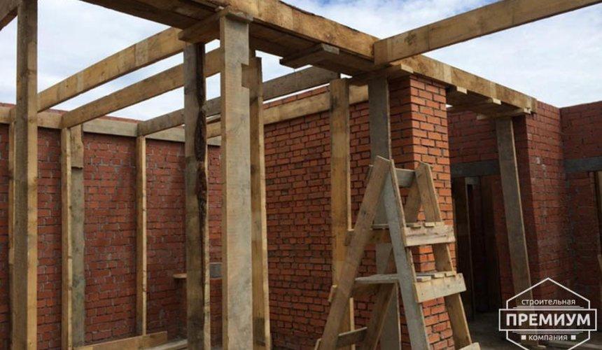 Строительство дома из блоков в коттеджном посёлке Алые паруса 56