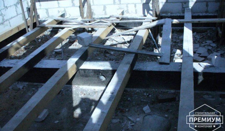 Проектирование и строительство дома из блоков в коттеджном посёлке Брусника 49