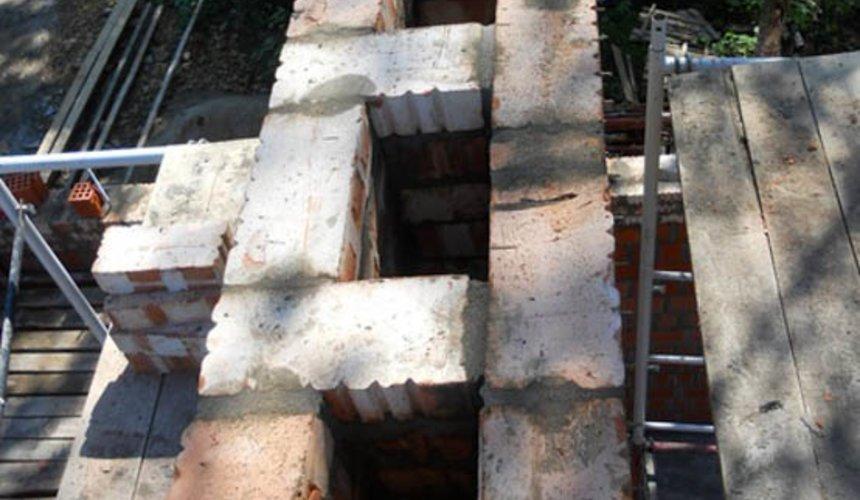 Строительство дома из кирпича в п.Сысерть 13