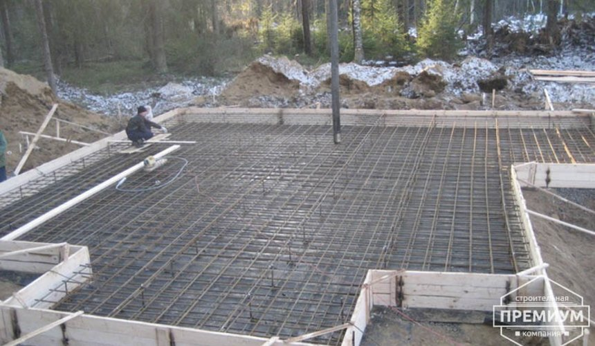 Проектирование и строительство дома из блоков в Сысерти 8
