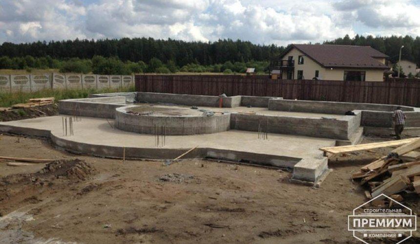 Проектирование и строительство дома из блоков в коттеджном посёлке Новая Россоха 7