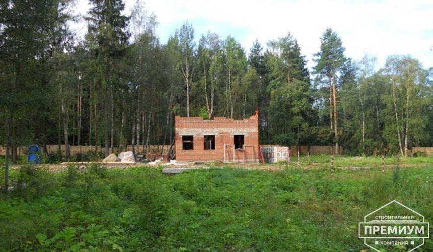 Строительство дома из кирпича в п.Сысерть 29