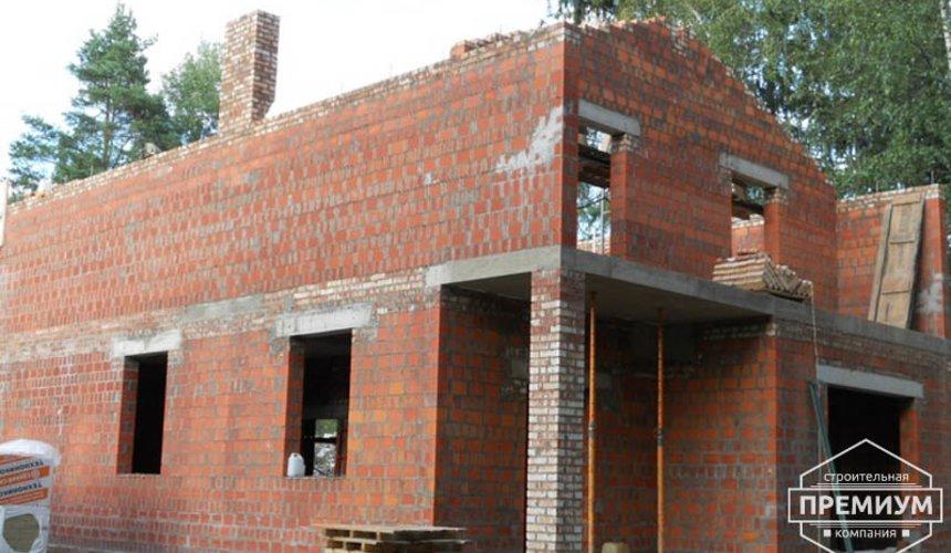 Строительство дома из кирпича в п.Сысерть 31