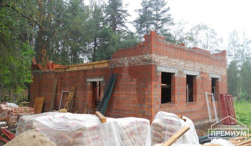 Строительство дома из кирпича в п.Сысерть 36