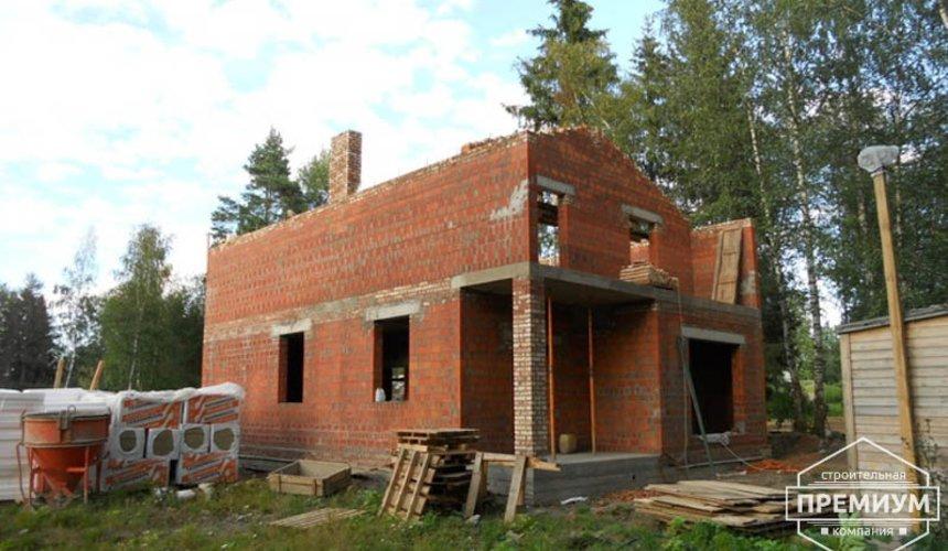 Строительство дома из кирпича в п.Сысерть 38