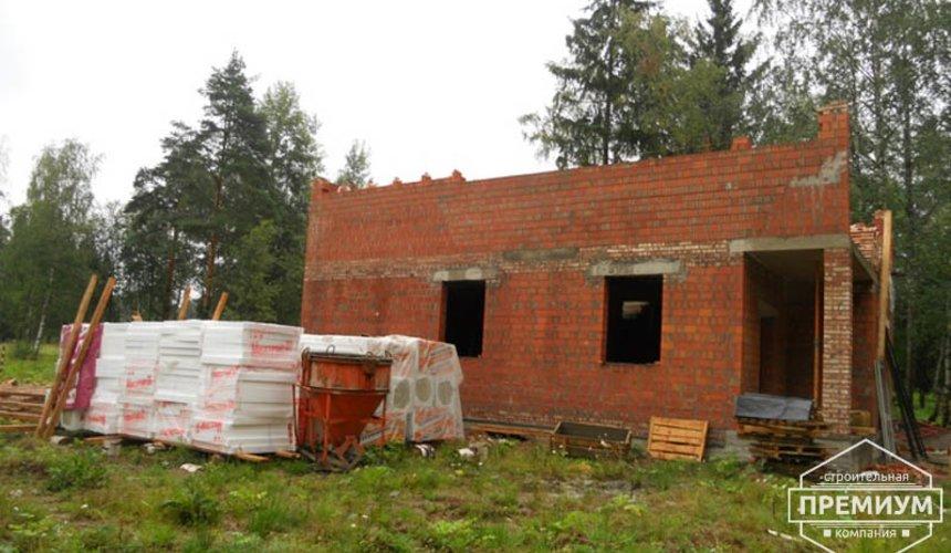 Строительство дома из кирпича в п.Сысерть 45