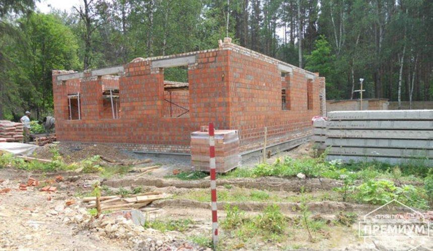 Строительство дома из кирпича в п.Сысерть 46