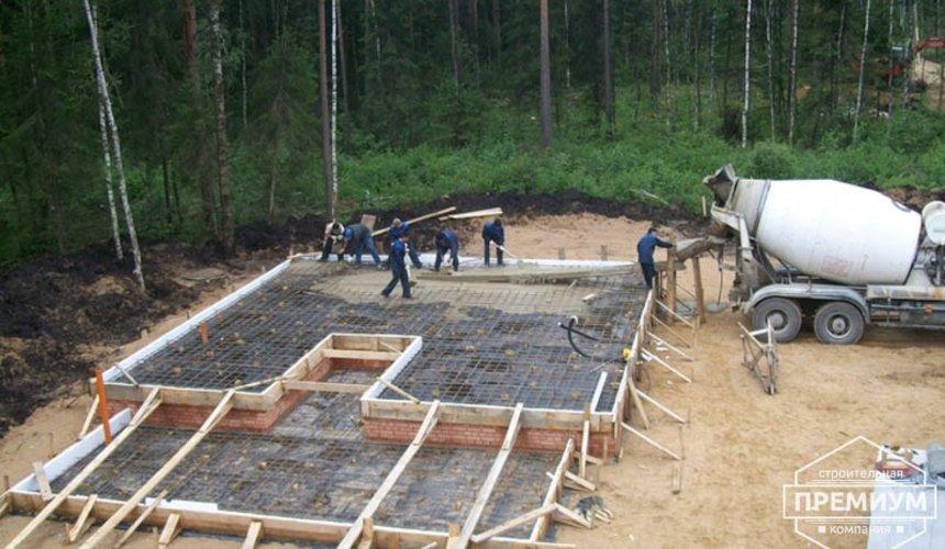 Проектирование и строительство дома из блоков в п.Верхняя Сысерть 11