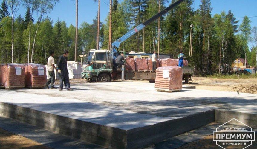 Проектирование и строительство дома из блоков в Сысерти 9