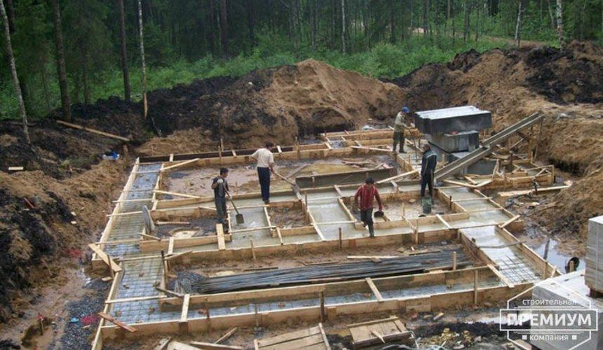 Проектирование и строительство дома из блоков в п.Верхняя Сысерть 12