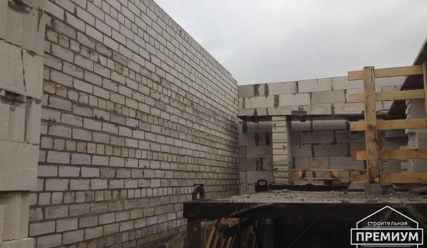 Строительство дома из блоков в с.Курганово 49