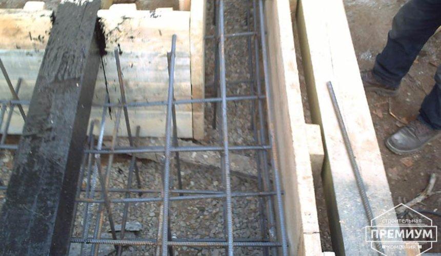 Проектирование и строительство дома из блоков в коттеджном посёлке Брусника 11