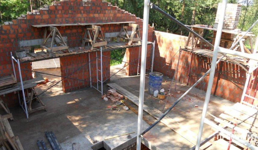 Строительство дома из кирпича в п.Сысерть 54