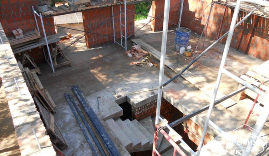 Строительство дома из кирпича в п.Сысерть 55