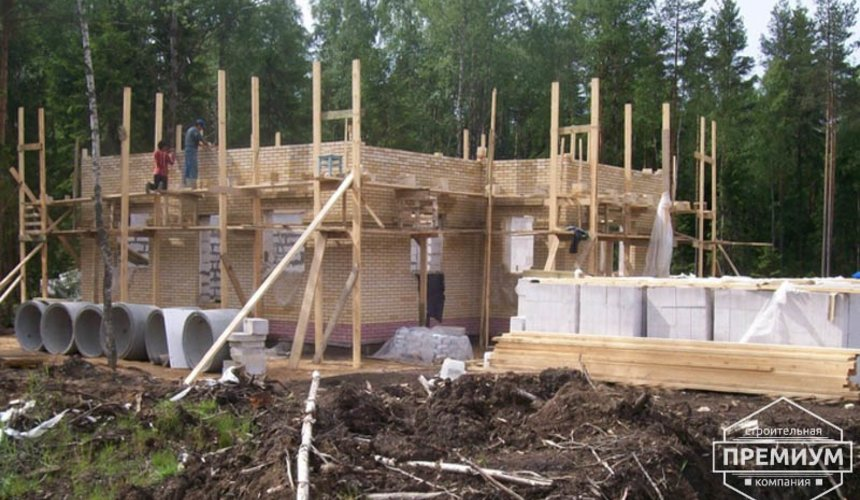 Проектирование и строительство дома из блоков в Сысерти 18