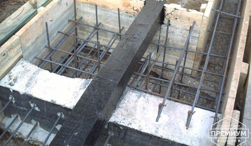 Проектирование и строительство дома из блоков в коттеджном посёлке Брусника 12