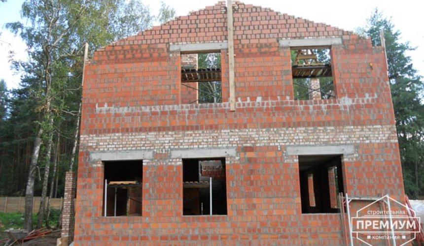 Строительство дома из кирпича в п.Сысерть 61