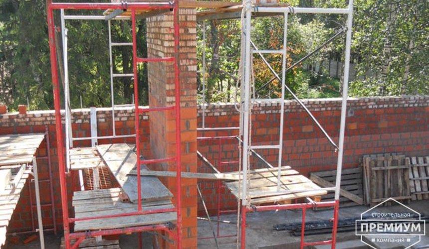 Строительство дома из кирпича в п.Сысерть 64