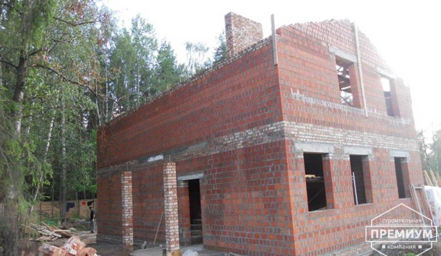 Строительство дома из кирпича в п.Сысерть 66