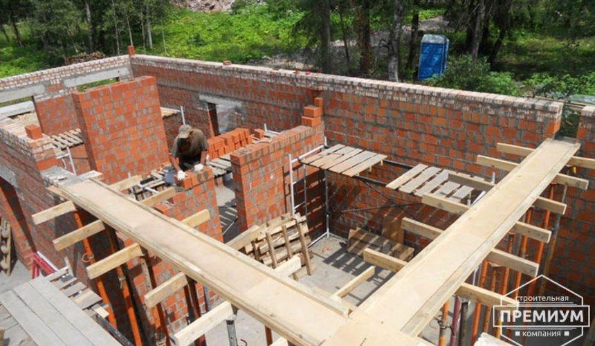 Строительство дома из кирпича в п.Сысерть 67