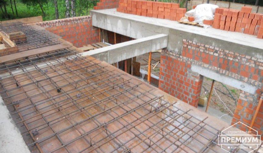 Строительство дома из кирпича в п.Сысерть 69