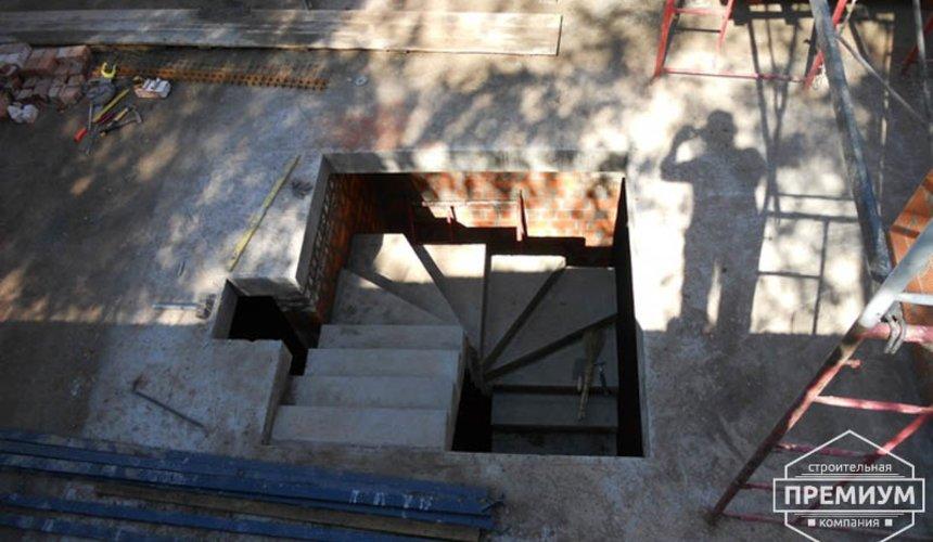 Строительство дома из кирпича в п.Сысерть 71
