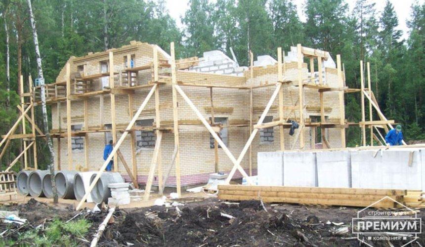 Проектирование и строительство дома из блоков в Сысерти 20