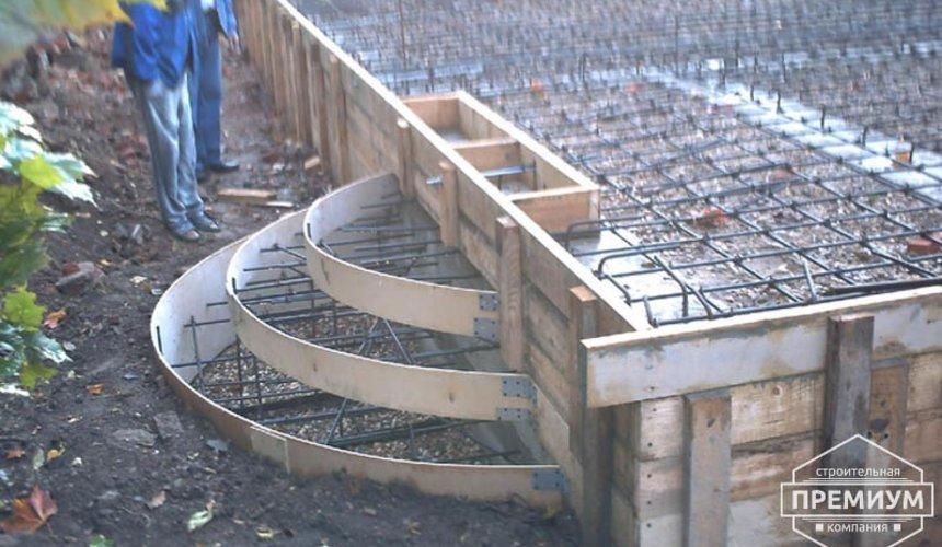 Проектирование и строительство дома из блоков в коттеджном посёлке Брусника 14