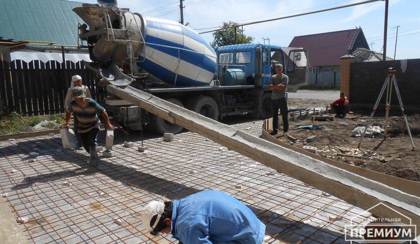 Строительство дома из блоков в коттеджном посёлке Александрия 73