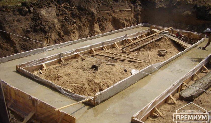 Строительство дома из блоков в коттеджном посёлке Александрия 16