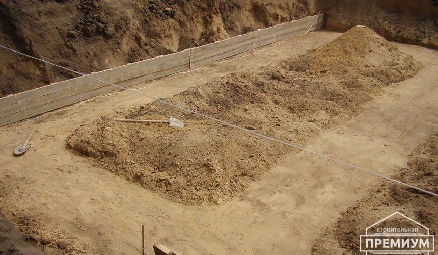 Строительство дома из блоков в коттеджном посёлке Александрия 6