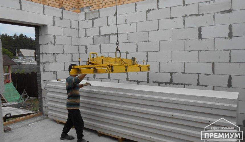 Строительство дома из блоков в коттеджном посёлке Александрия 49