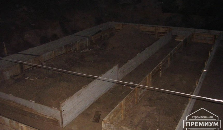Строительство дома из блоков в коттеджном посёлке Александрия 7