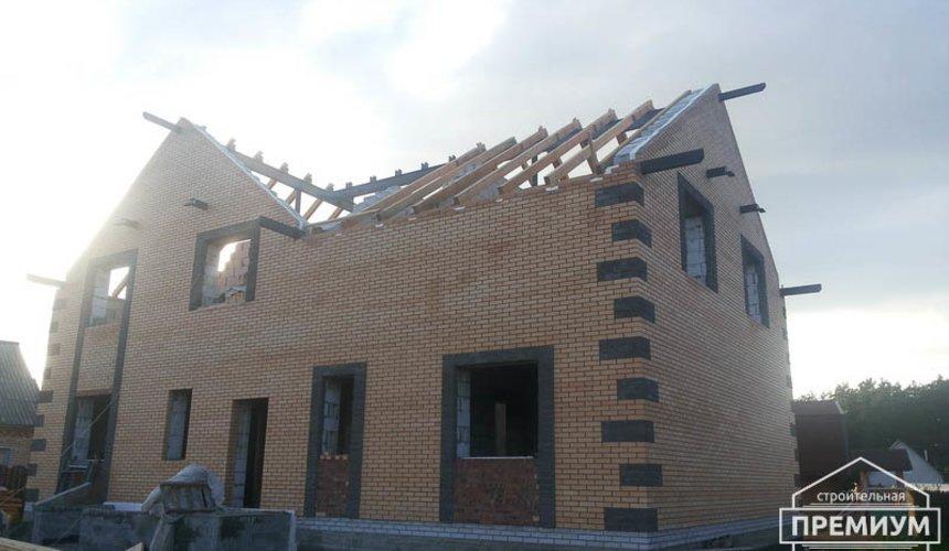 Строительство дома из блоков в коттеджном посёлке Александрия 51