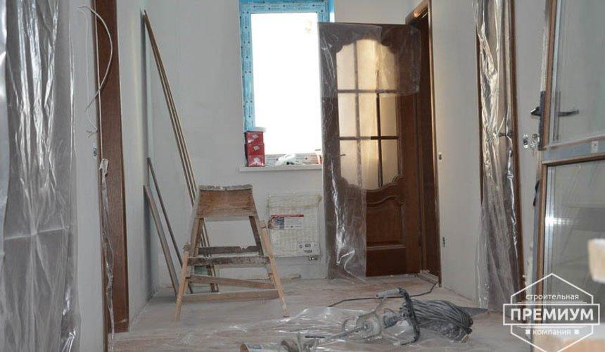 Строительство дома из блоков в коттеджном посёлке Александрия 67