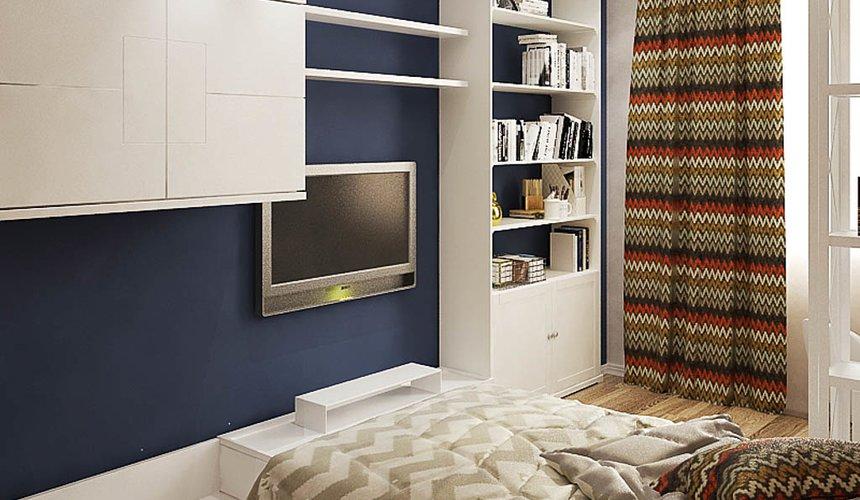Ремонт и дизайн интерьера трехкомнатной квартиры по ул. Татищева 49 95