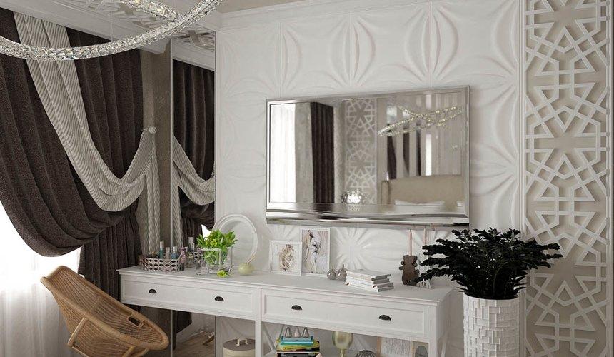 Ремонт и дизайн интерьера трехкомнатной квартиры по ул. Татищева 49 98